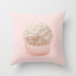 Coconut dream - Candy lover Throw Pillow
