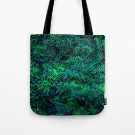 Odaiba Overgrowth Tote Bag