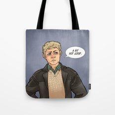 A bit not good... Tote Bag