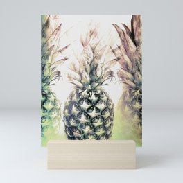 Tropical Trio Mini Art Print