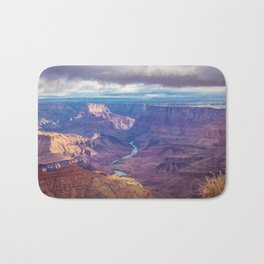 Grand Canyon and the Colorado River Bath Mat