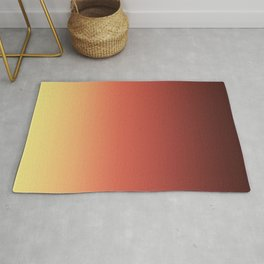 Black red and yellow blurred background . Rug