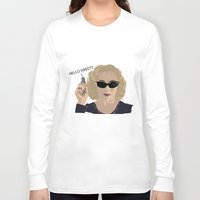 river Long Sleeve T-shirts featuring River by MeMRB