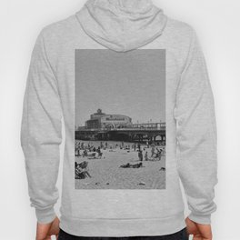 Bournemouth Pier - Summer In England Hoody