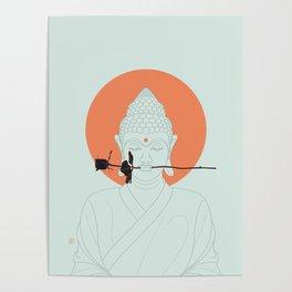 Buddha : Make Love! Poster