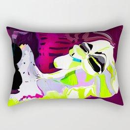 SURREAL JEZEBEL 13-v7 Rectangular Pillow