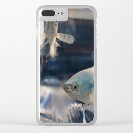 The Little Sea 02 Clear iPhone Case