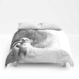 Masks by Iris Compiet Comforters