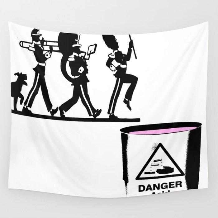Bandt-Acid  Wall Tapestry