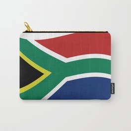 south africa flag Carry-All Pouch