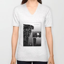 I Can Only Help You If You Let Me Unisex V-Neck
