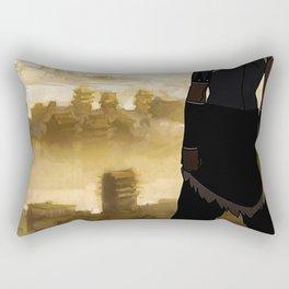 Avatar The Las Airbender Rectangular Pillow