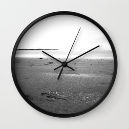 Revere Beach 2/3 Wall Clock
