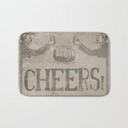 Cheers! Bath Mat