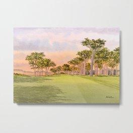 TPC Harding Park Golf Course 16th Hole Metal Print