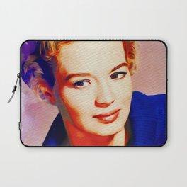 Angie Dickinson, Hollywood Legend Laptop Sleeve
