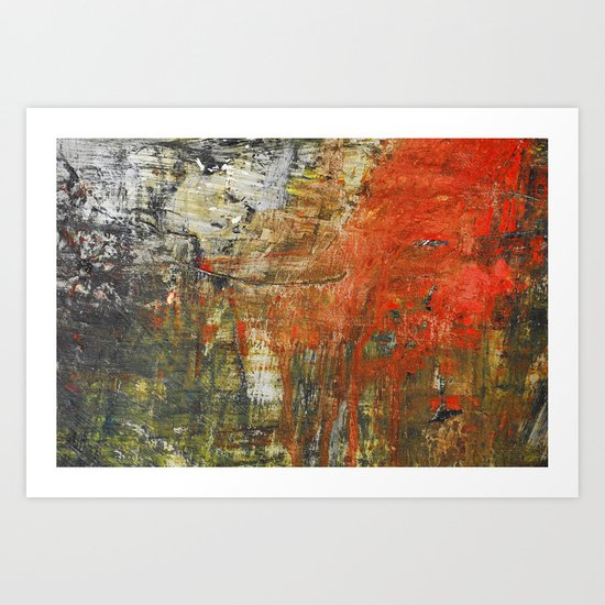 Jean-Francois Dupuis dream Art Print