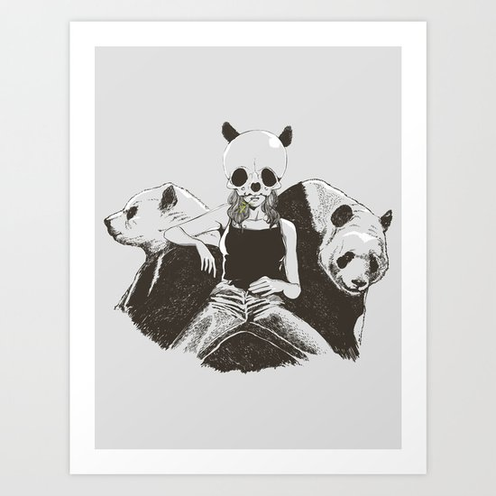 Love Love Lover Art Print