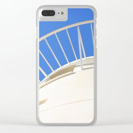 Pacific Mall Tower Clear iPhone Case