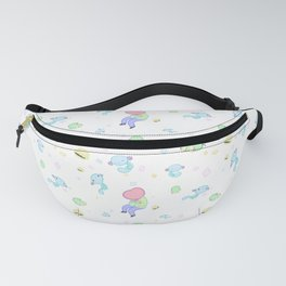 Cubic birthday Fanny Pack