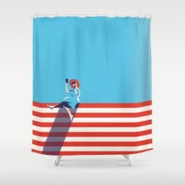 Generation IPA Shower Curtain