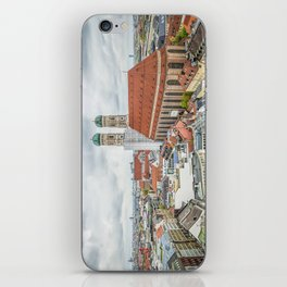 The Cathedral of Munich iPhone Skin