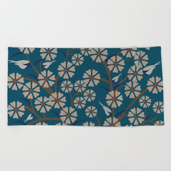 pattern 12 Beach Towel