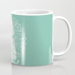 Namaste Buddha Mandala Coffee Mug
