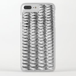 Grillage Clear iPhone Case