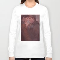 meme Long Sleeve T-shirts featuring MEME 002 Merthur by mushroomtale