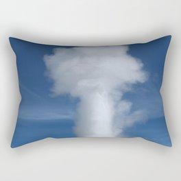 Old Faithful Rectangular Pillow