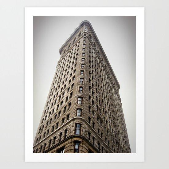 New York in 20 pics - Pic 11. Art Print