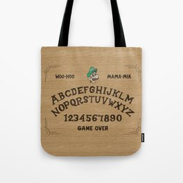 LUIGI BOARD Tote Bag