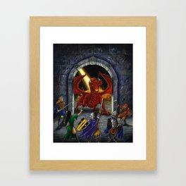 Gateway to Adventure Framed Art Print