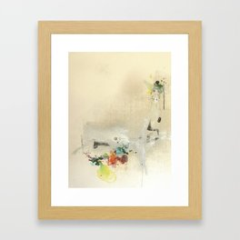 Plenty And Then Some Framed Art Print