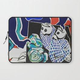 Indigo Kiss Laptop Sleeve