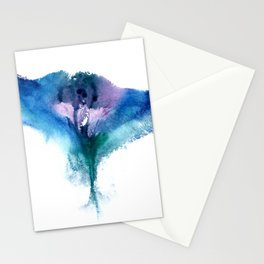 Isabella's Vulva Flower Stationery Cards