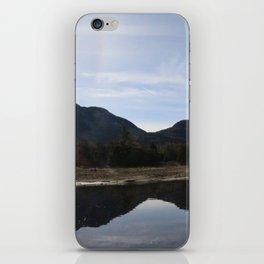 High Peaks Upstate New York Lake Placid iPhone Skin