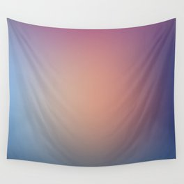 PLUM / Plain Soft Mood Color Blends / iPhone Case Wall Tapestry