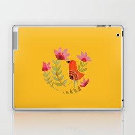 mandala bird Laptop & iPad Skin