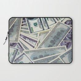 American money $100 banknotes Laptop Sleeve