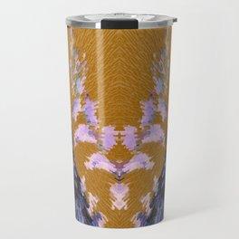 3-D Crepe Myrtle Inversion Travel Mug