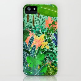 Dense Forest iPhone Case
