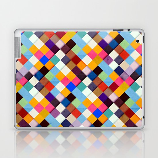Pass this Bold Laptop & iPad Skin
