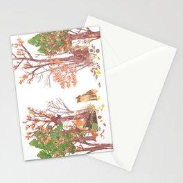 Hide and seek   Miharu Shirahata Stationery Cards