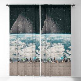 PLANET BEACH Blackout Curtain
