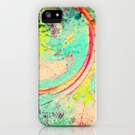 Exploring Color iPhone Case