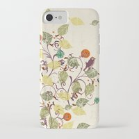 autumn iPhone & iPod Cases featuring Autumn by Kakel