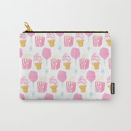 Vintage Fairground Carry-All Pouch