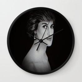 London Princess Diana Wall Clock